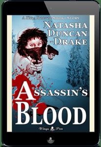 Assassins Blood by Natasha Duncan-Drake