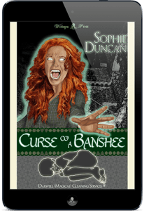 Curse of a Banshee by Sophie Duncan - Wittegen Press