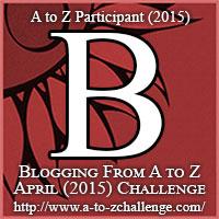 AtoZ Challenge 2015 Wittegen Press B
