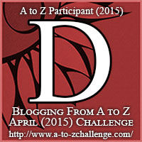 AtoZ Challenge 2015 Wittegen Press D