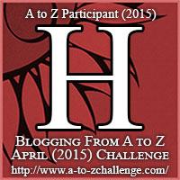 AtoZ Challenge 2015 Wittegen Press H