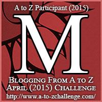 AtoZ Challenge 2015 Wittegen Press M