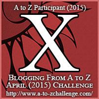 AtoZ Challenge 2015 Wittegen Press X