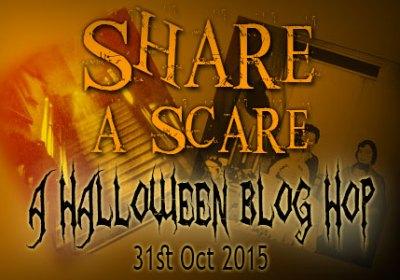 Share a Scare - Halloween Blog Hop