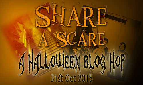 Share a Scare - Halloween Blog Hop