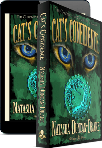 Cat's Confidence (Charlie Waterman #3)