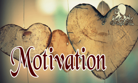 Motivation by Natasha Duncan-Drake