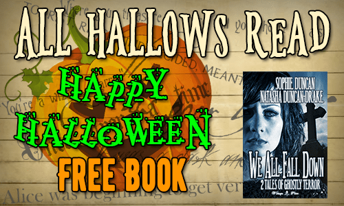 Happy Halloween! Free eBook of Ghostly Tales – All Hallows Read 2018