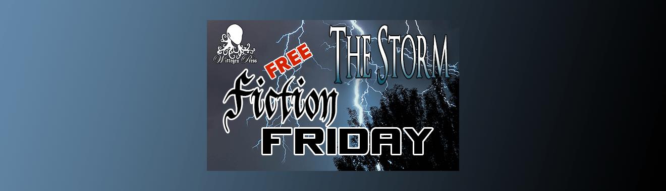 Free Fiction Friday - The Storm by Natasha Duncan-Drake