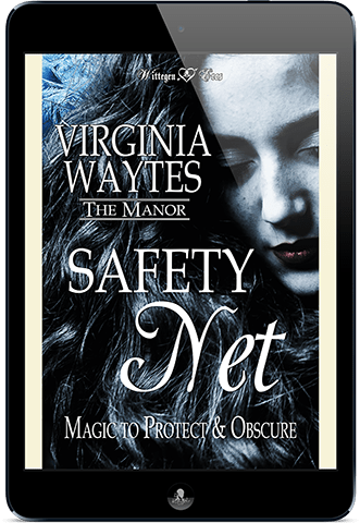 Safety Net: Magic to Protect & Obscure (The Manor #15)