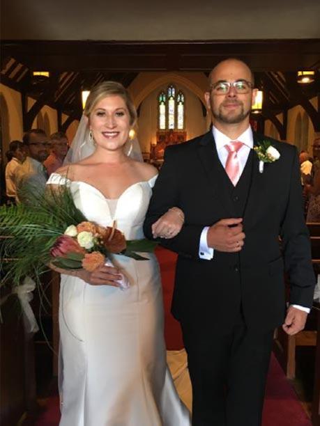 Unser neue Vikar und seine Frau berichten...