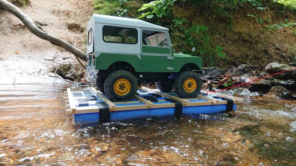 Raft – Scale RC