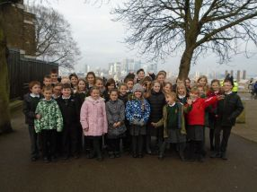 Year 4, 5 and 6 Royal Opera House and Greenwich Park Trip[2]