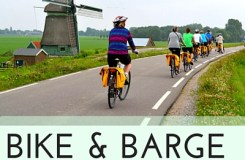 Bike and Barge tours