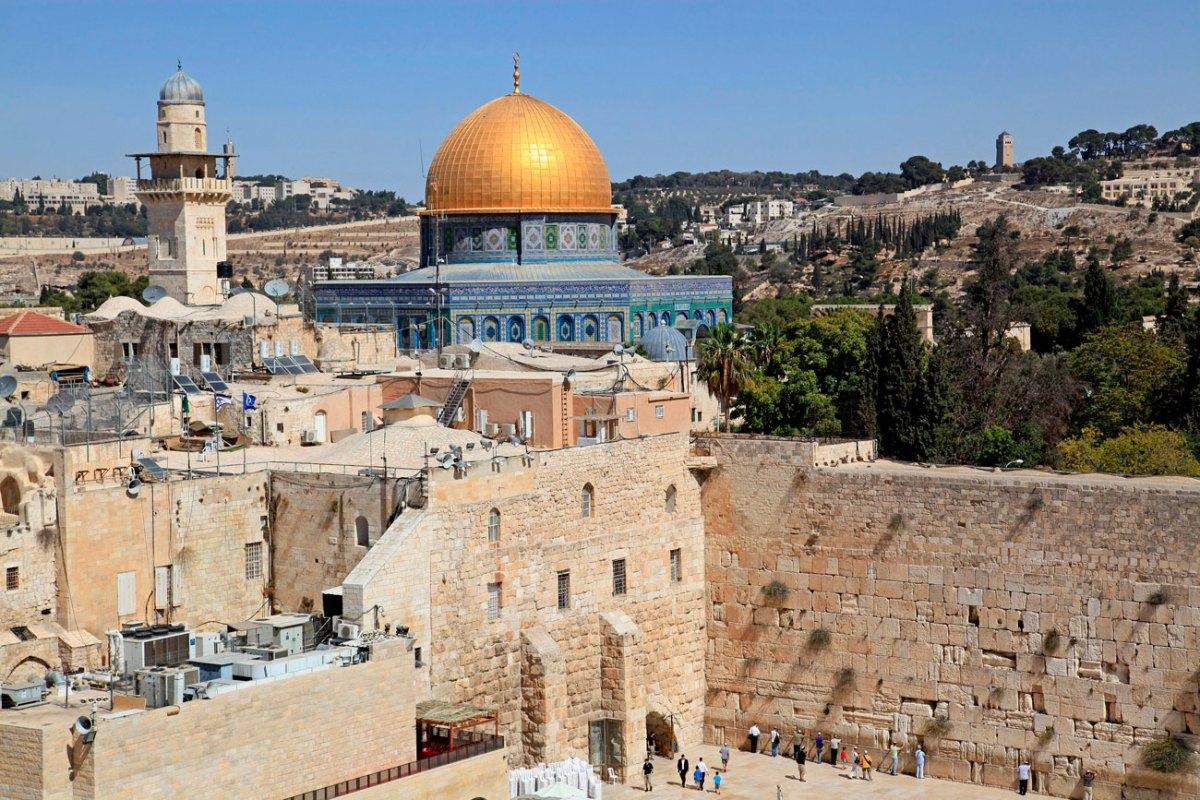 Following in the Footsteps of Jesus: Israel & Jordan