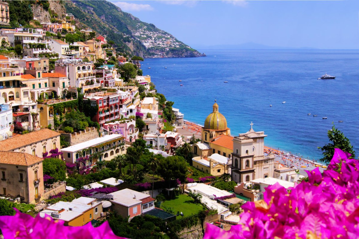 Italia: Treasures of Southern Italy and Sicily