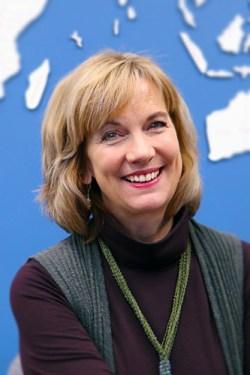 Cathy Bilinski Headshot