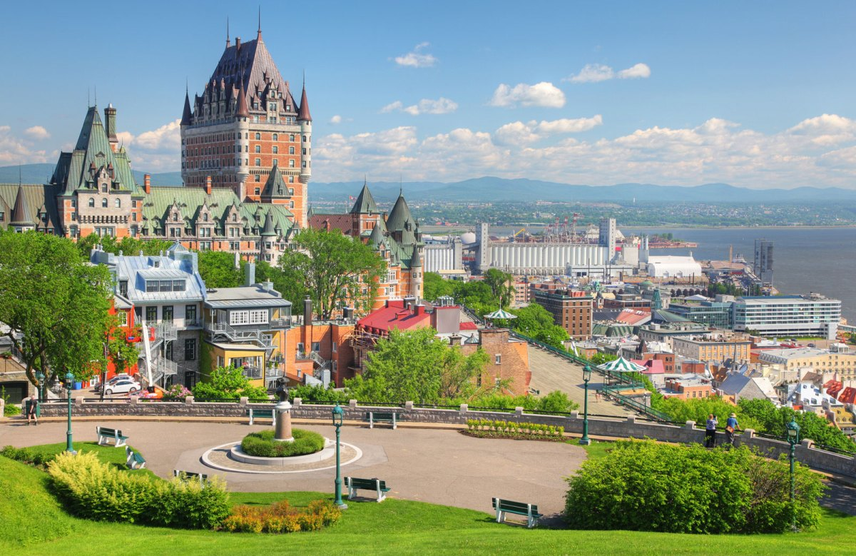 The History and Beauty of Québec