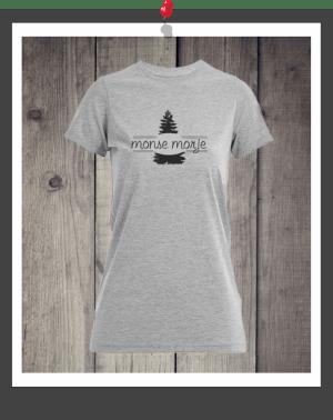 Monse Morje-Shirt fea Weiwesleire
