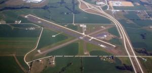 Omar N Bradley Airport MBY