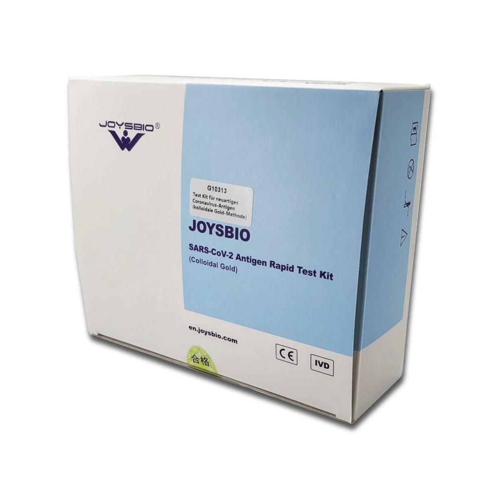 JOYSBIO Sars-CoV-2 Antigen Schnelltest Testverfahren