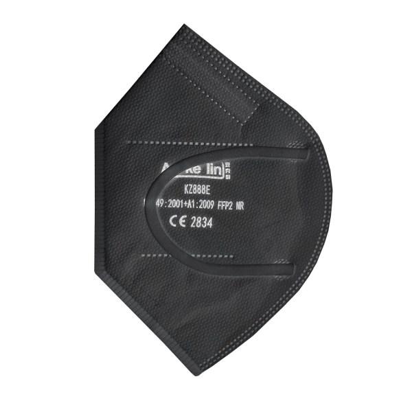 Atemschutzmaske FFP2 Schwarz