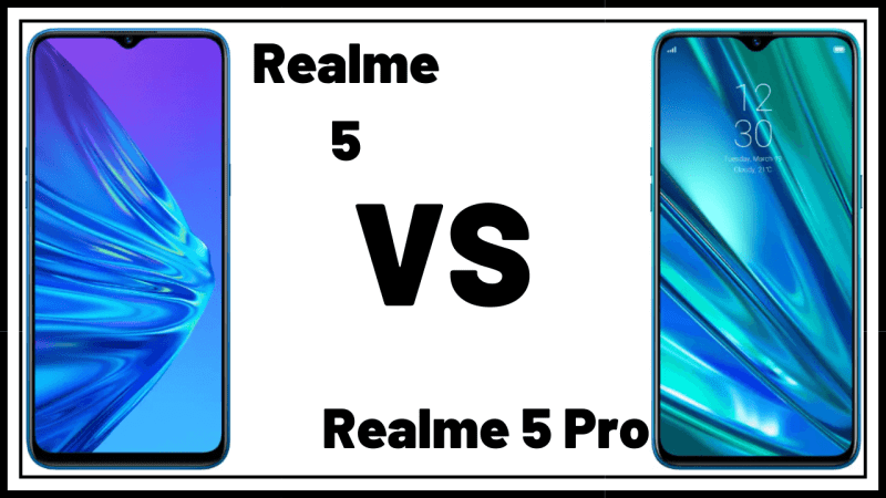 Realme 5 vs Realme 5 Pro: What's the Difference?