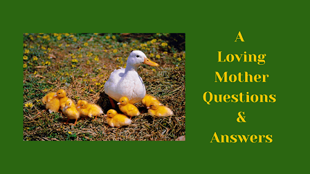 A Loving Mother Questions & Answers