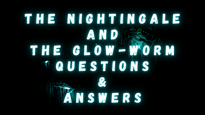 The Nightingale And The Glowworm Questions & Answers