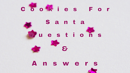 Cookies For Santa Questions & Answers