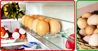 10 Foods We Still Store in the Fridge Even Though It's Better to Stop