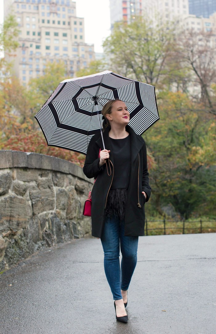 Meghan Donovan in New York City