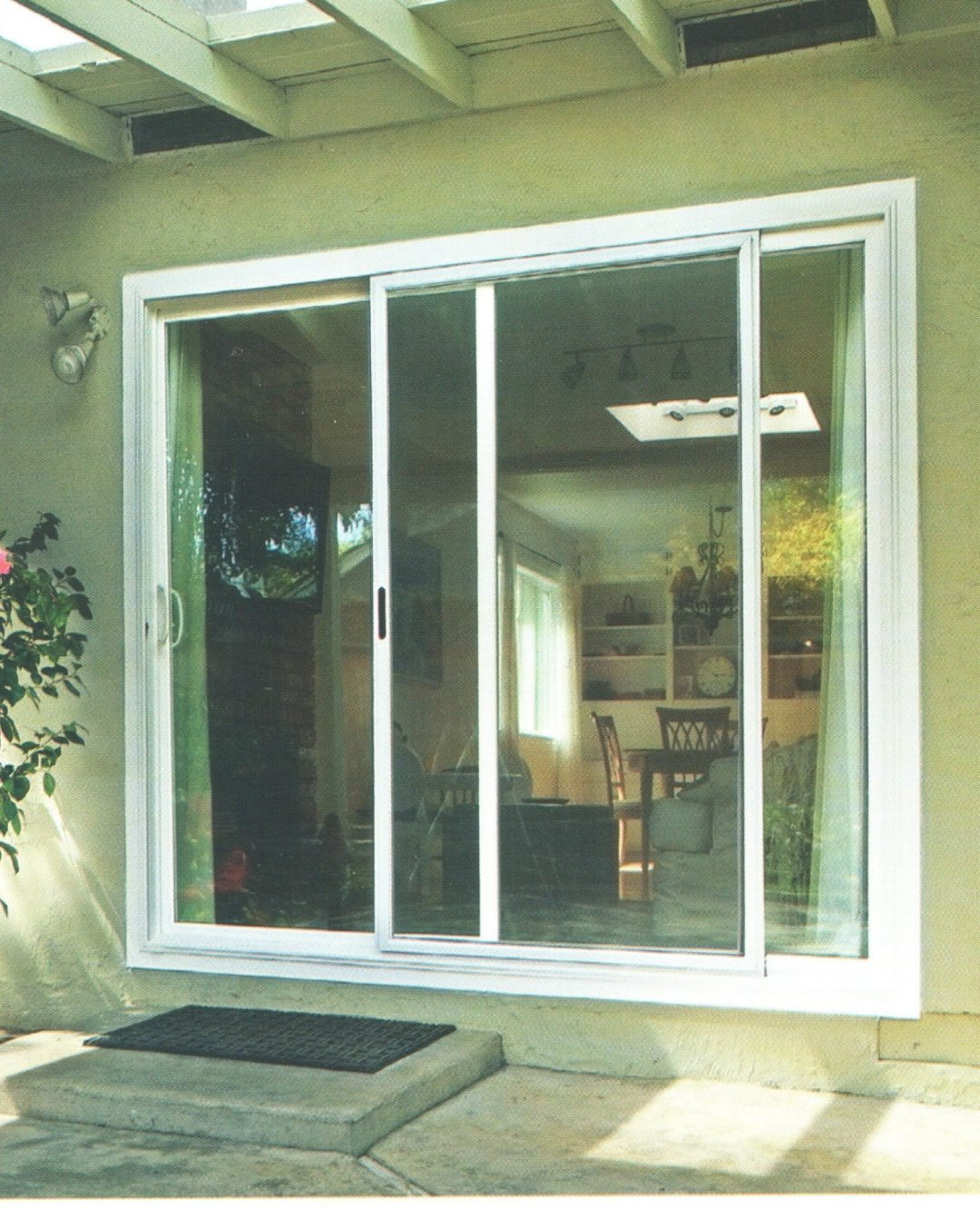 sliding glass door redlands