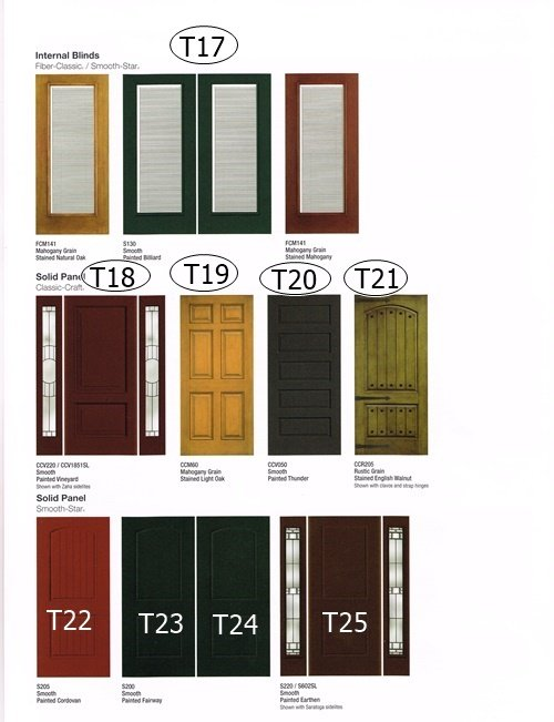 THERMA TRU DOORS REDLANDS CALIFORNIA