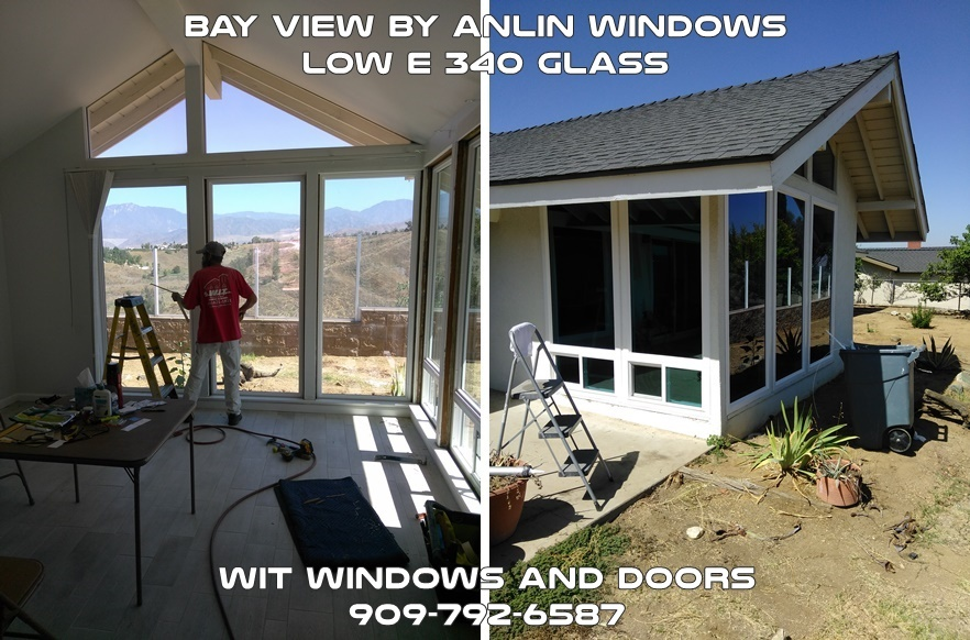 ANLIN WINDOWS LOW E 340 GLASS