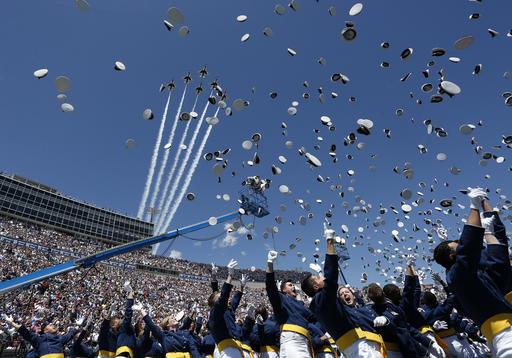Air Force Academy Graduation_275726