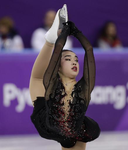 Pyeongchang Olympics Figure Skating Women_546697