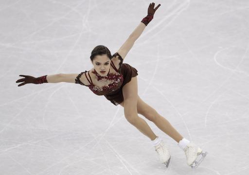 Pyeongchang Olympics Figure Skating Women_546524