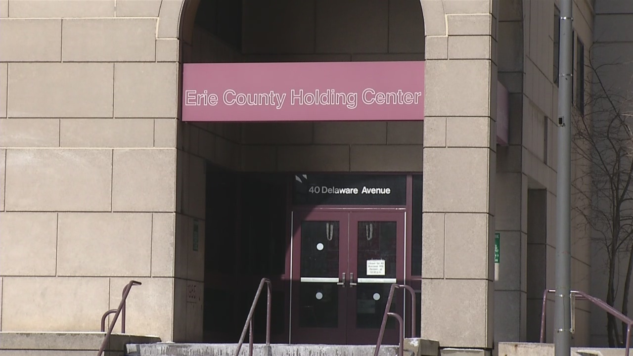 Three people charged in prison contraband incident at Erie