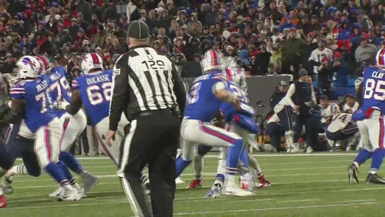 Bills offense struggling