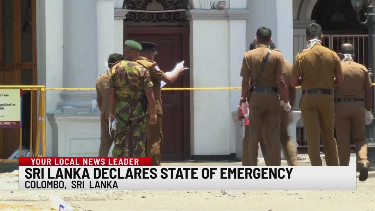 Sri Lanka declares State of Emergency