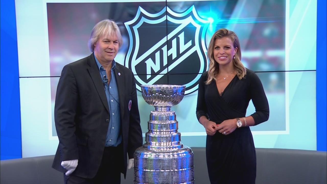 WATCH: Meet the keeper of the Stanley Cup Phil Pritchard