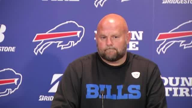 Brian Daboll speaks on Bills