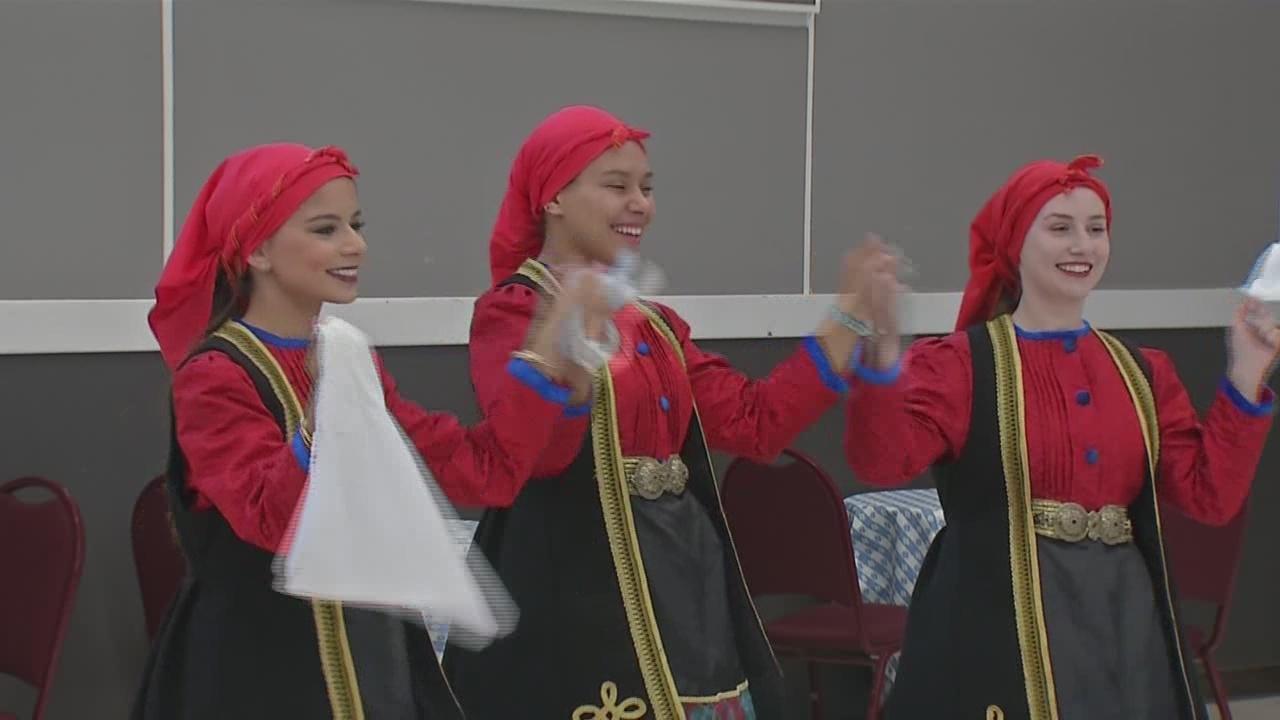 Greek Festival kicks off busy festival season in Buffalo