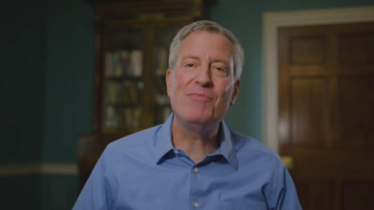 NYC mayor running for President