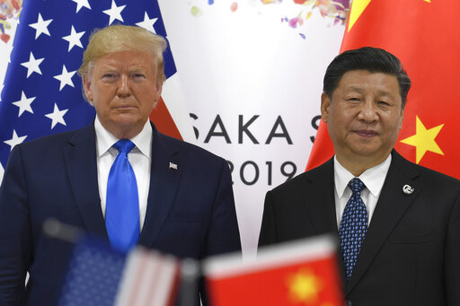Donald Trump, Xi Jinping