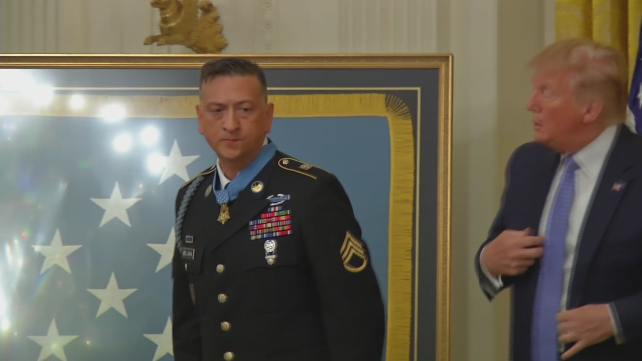 David Bellavia Medal of Honor 6 p.m.