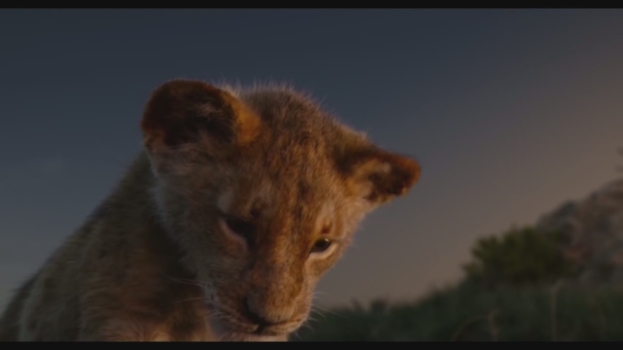 Disney releases The Lion King trailer