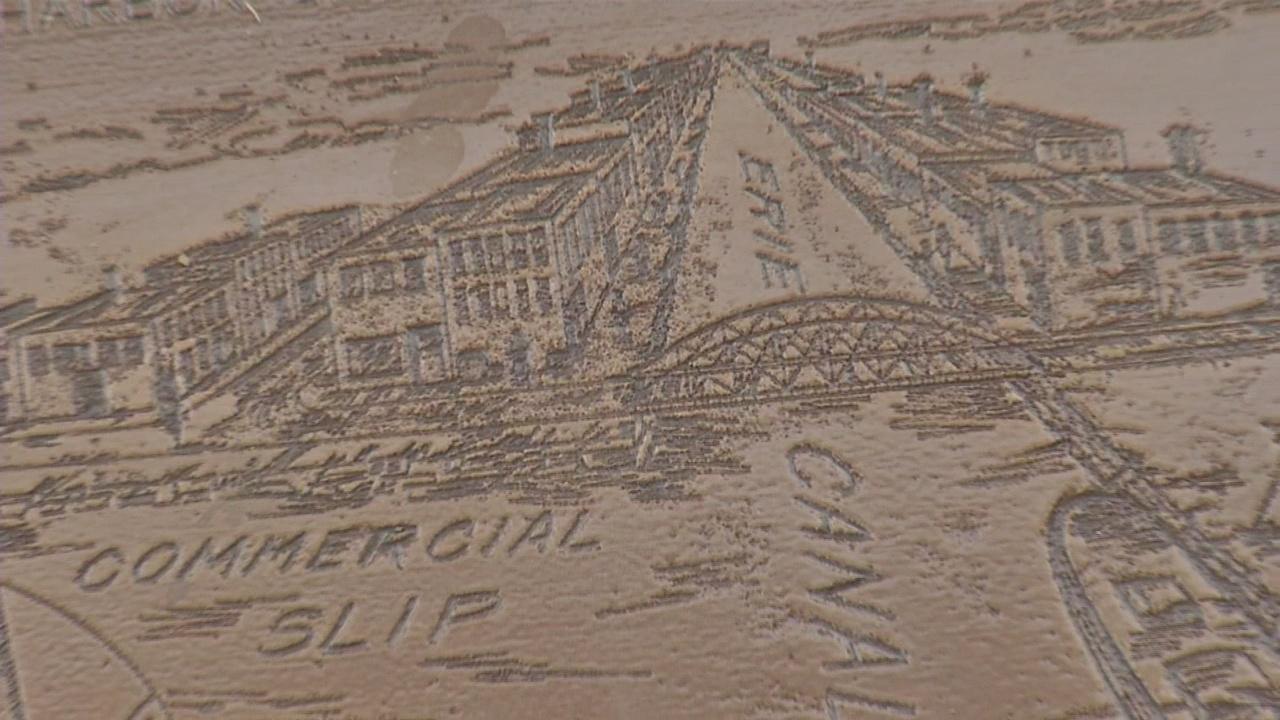 Erie Canal Terminus Monument