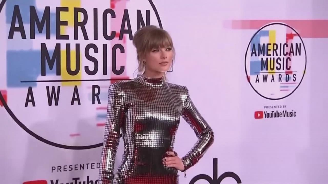 Taylor Swift drops new music video